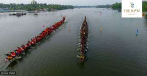 An Outing to Ashtamudi and the Snake Boat Races