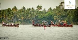 Famous Snake Boat Races in Kerala