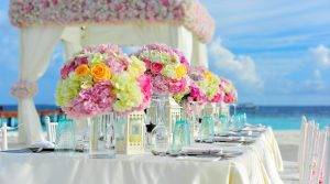 Water themed Weddings in Kerala